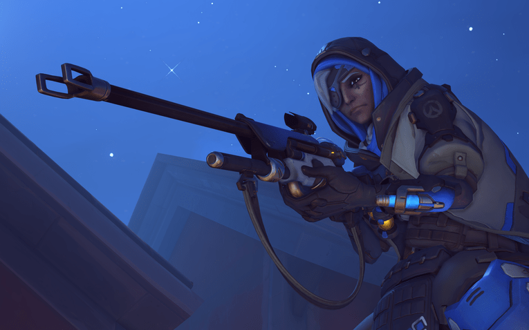 Overwatch Introduces New Hero Ana IGN