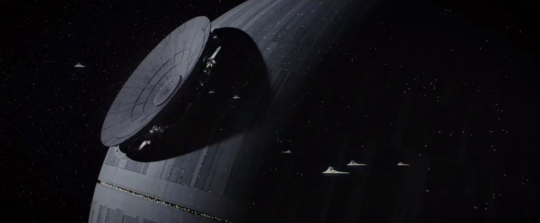 Image result for rogue one wide shots