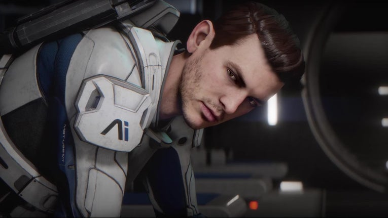 Image result for mass effect andromeda ryder