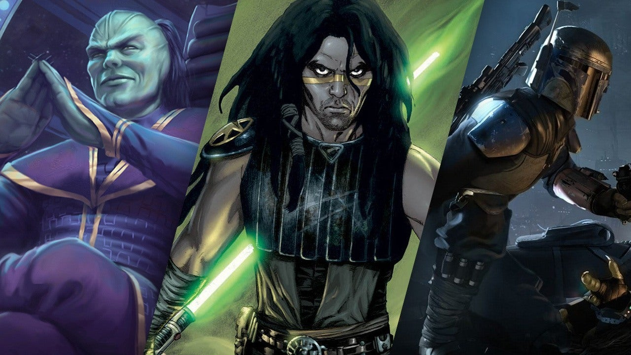 A Star Wars Story We Want Underworld IGN
