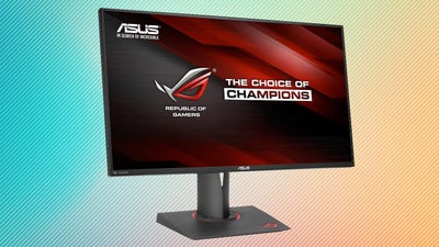 Asus ROG Swift PG278QR 165Hz G Sync Monitor Review IGN