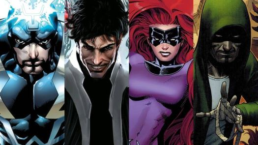Check out our visual guide to every character confirmed for Marvel's Inhumans TV series and the actors who will be playing them.