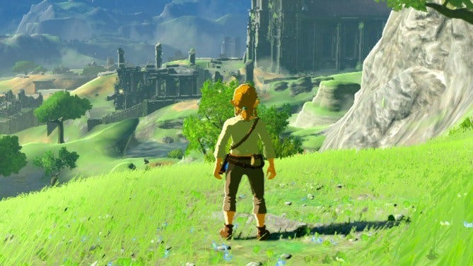 Image result for zelda screenshot