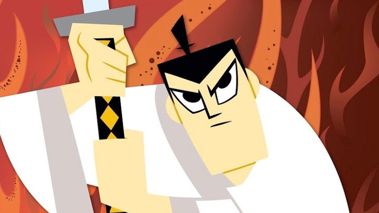 Image result for samurai jack season 1