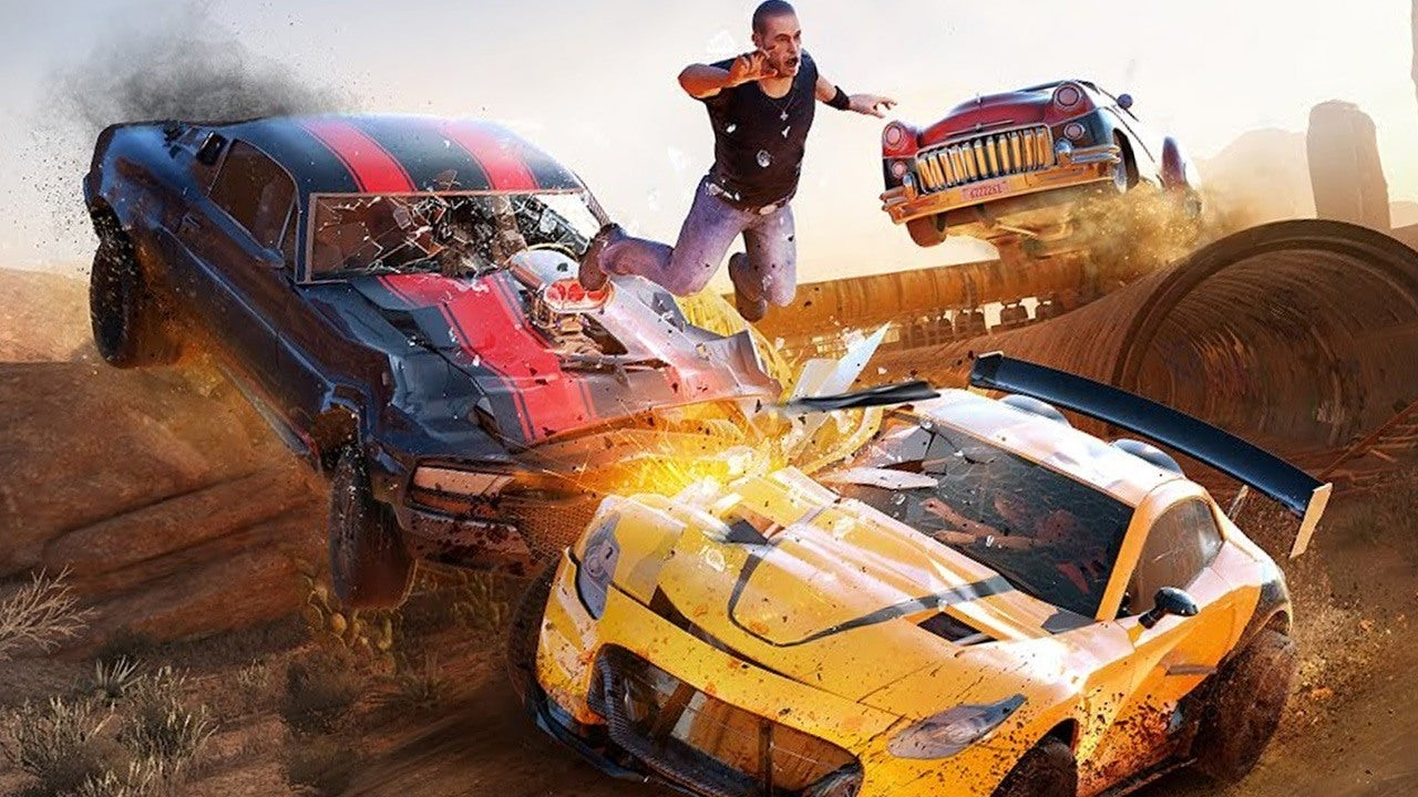 FlatOut 4 Total Insanity Review IGN