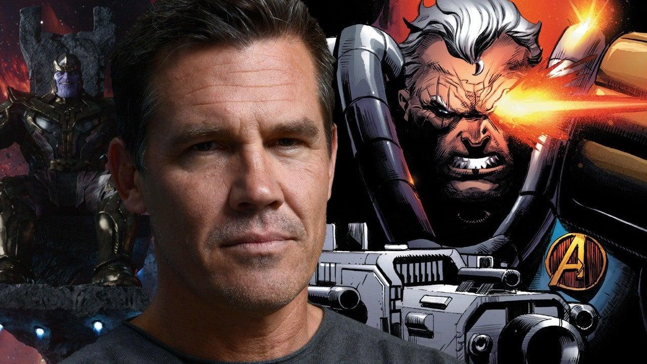 Deadpool 2 Josh Brolin Cast As Cable IGN