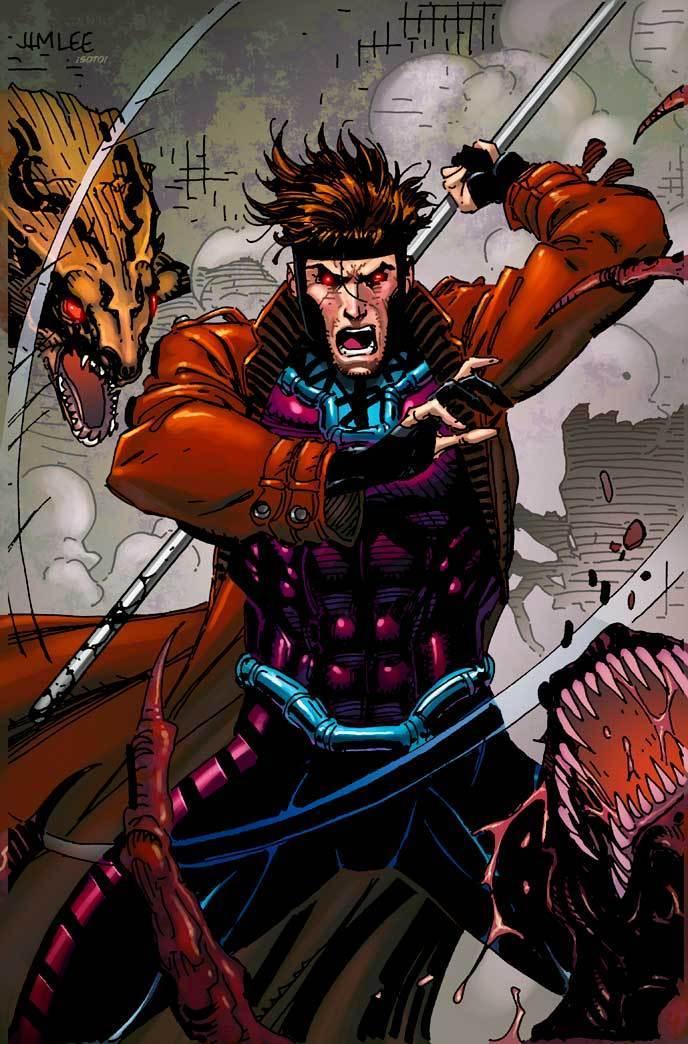 New X Men Comic Covers Feature Classic Jim Lee Art IGN