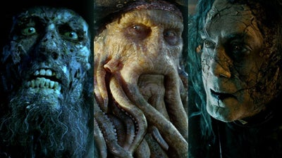 Image result for pirates of the caribbean villains