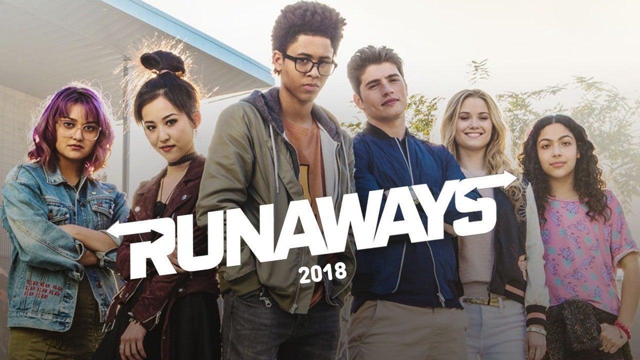 Resultado de imagen de runaways