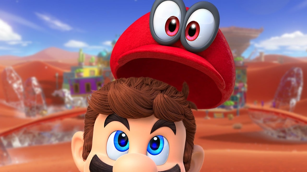 Super Mario Odyssey All Gameplay News Trailers IGN