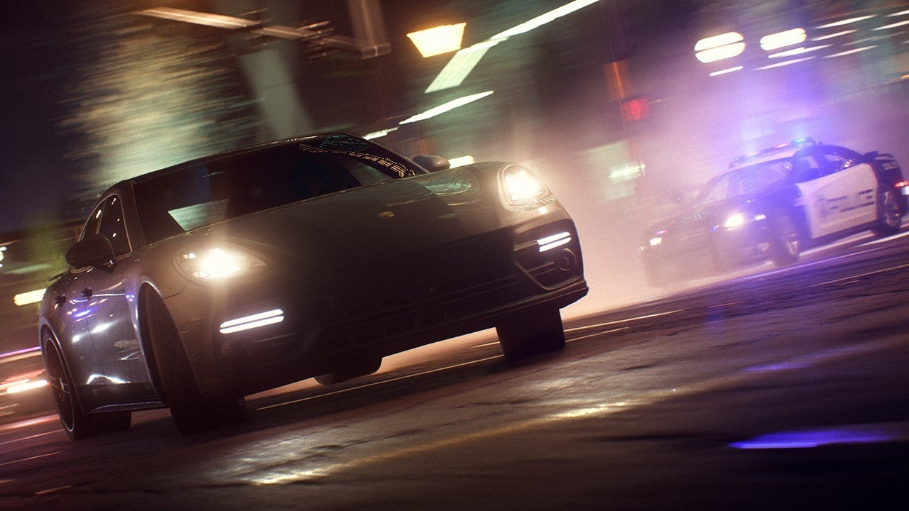 Need For Speed Payback Looks Faster More Furious IGN