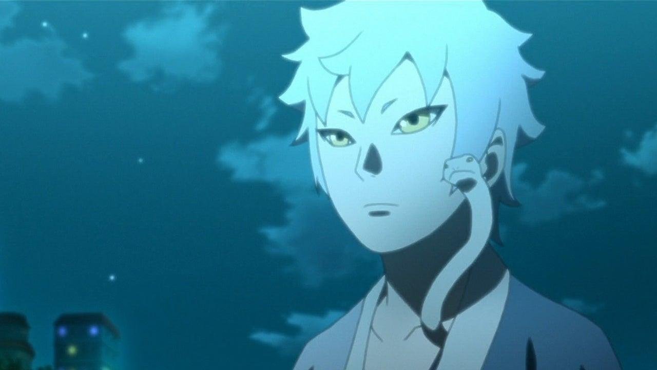 Boruto Naruto Next Generations Episode 12 Boruto And