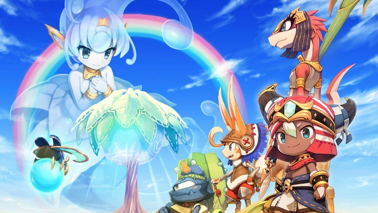 Ever Oasis Review IGN