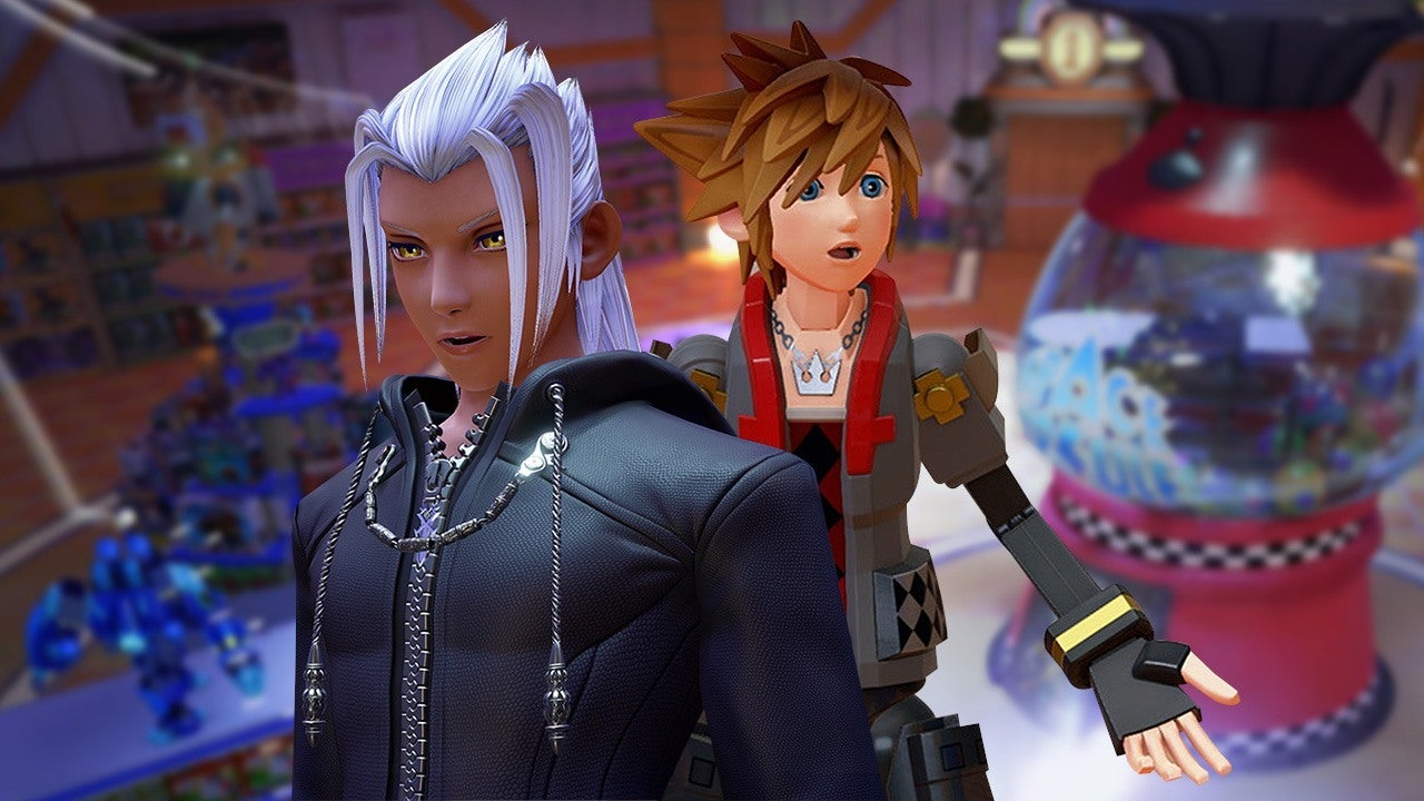 8 Cool Things We Learned About Kingdom Hearts 3 At D23