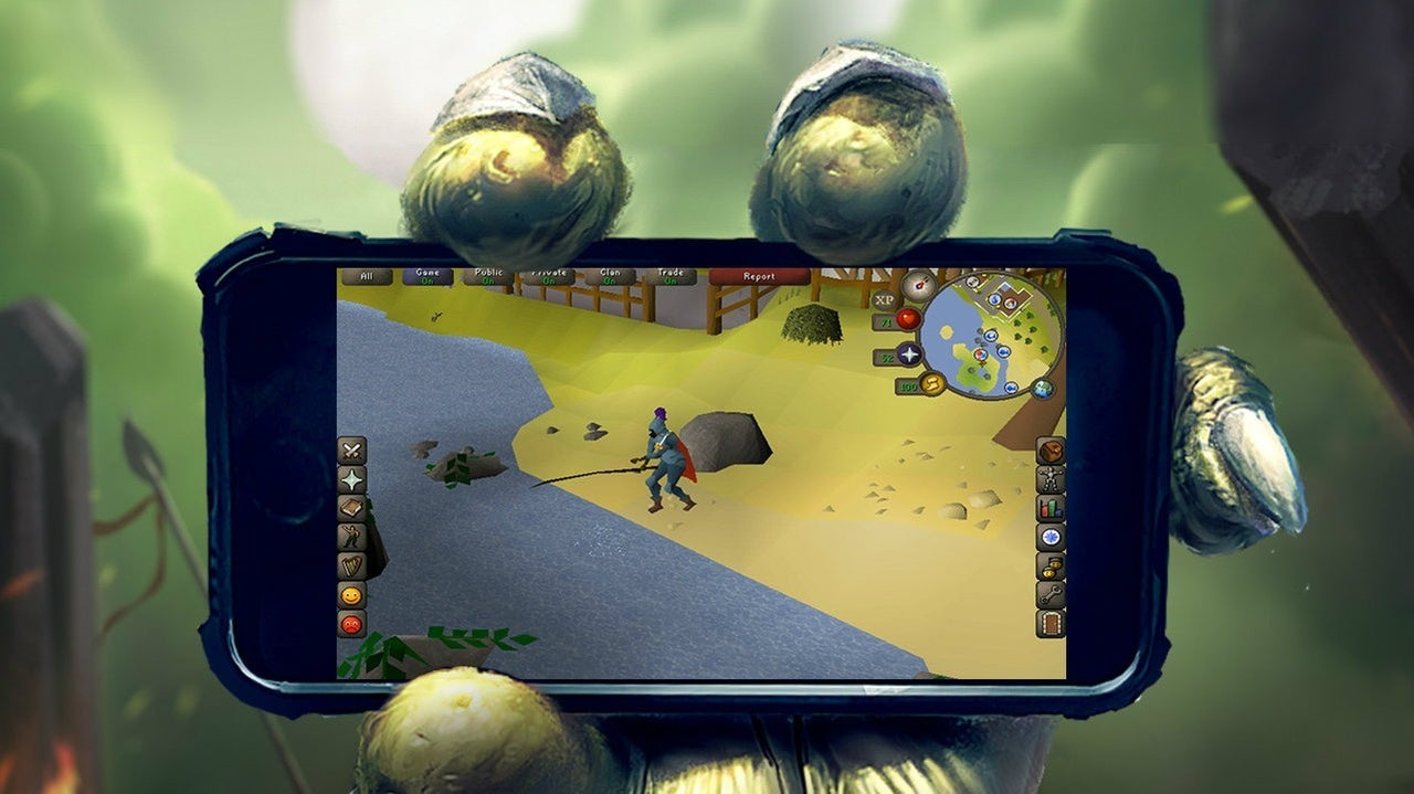 RuneScape Announced With Cross Play For Mobile Tablet