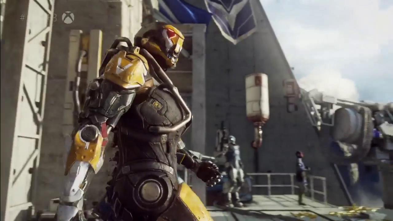 Anthems Lead Designer Corey Gaspur Has Passed Away IGN