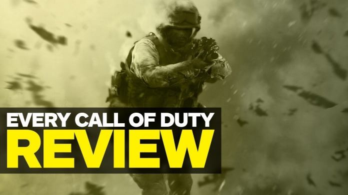 As everybody on the internet knows, IGN gives Call of Duty a 10 every year. <br>