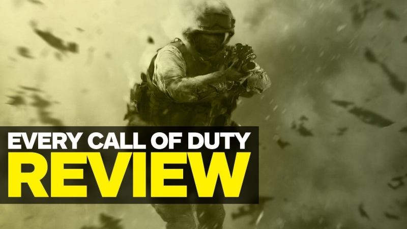 As everybody on the internet knows, IGN gives Call of Duty a 10 every year. <br> Actually, that's literally never happened once. But it's come close a couple of times in the series' long history. Check out every Call of Duty review IGN has ever done.