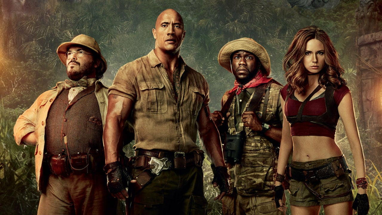 Image result for Jumanji 3