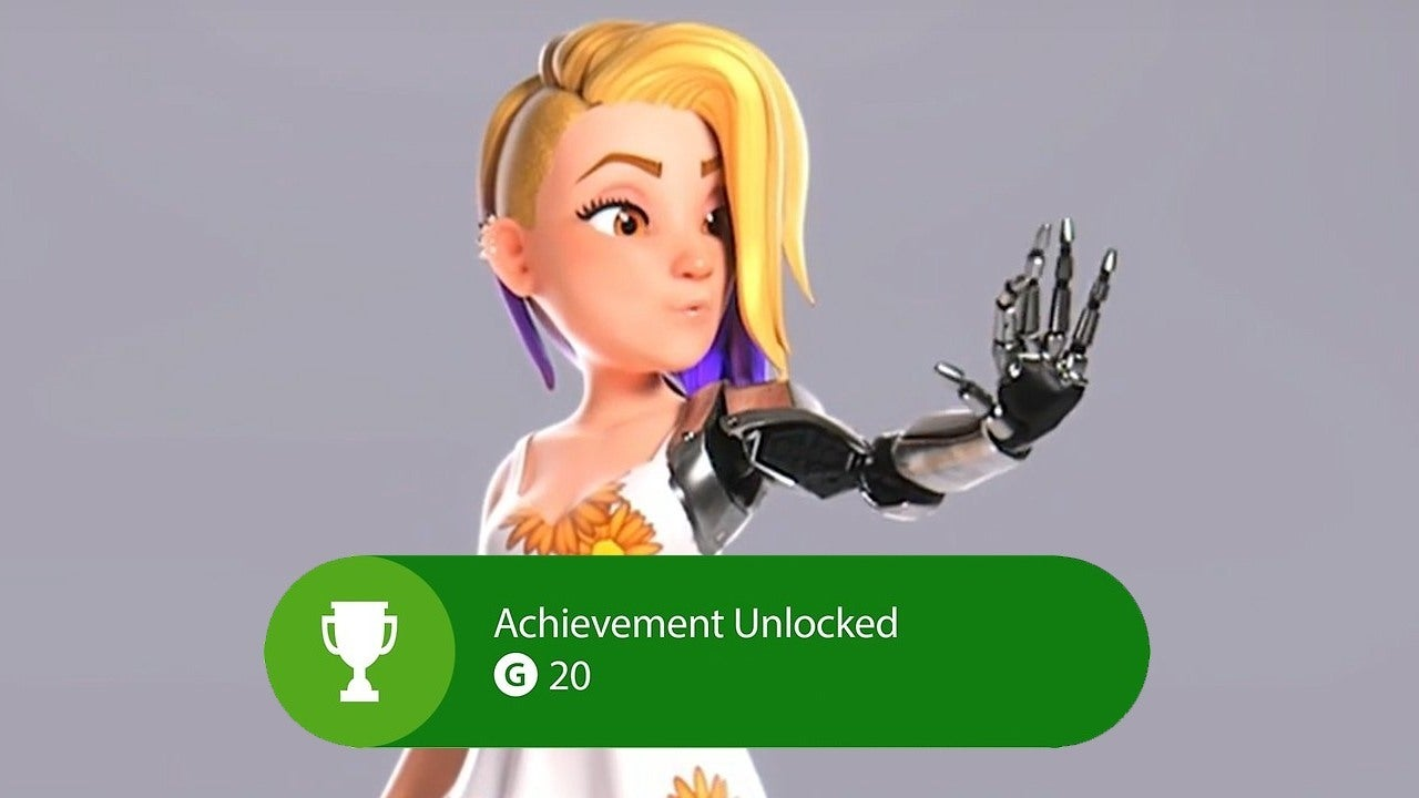 New Xbox Achievement System Could Include Levels Quests And Avatar Loot IGN