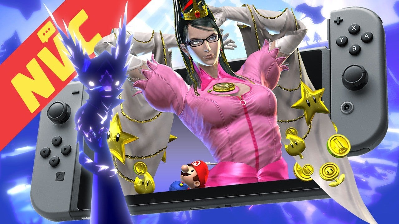 Bayonetta 2 And Fe Review Discussion Switch Cloud Saves