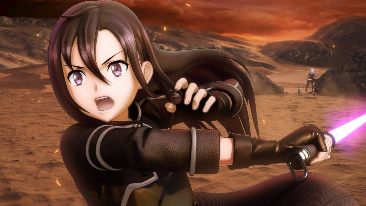 Sword Art Online Fatal Bullet Review IGN