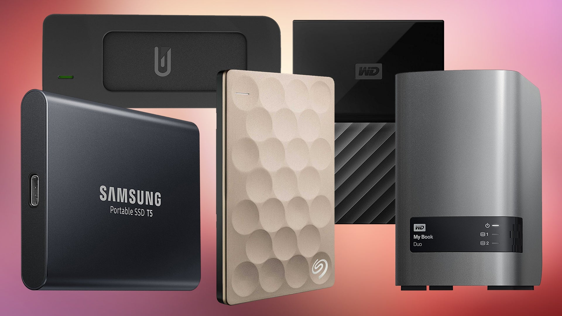 Best External Hard Drive 2020: Portable HDDs for Extra Storage Space