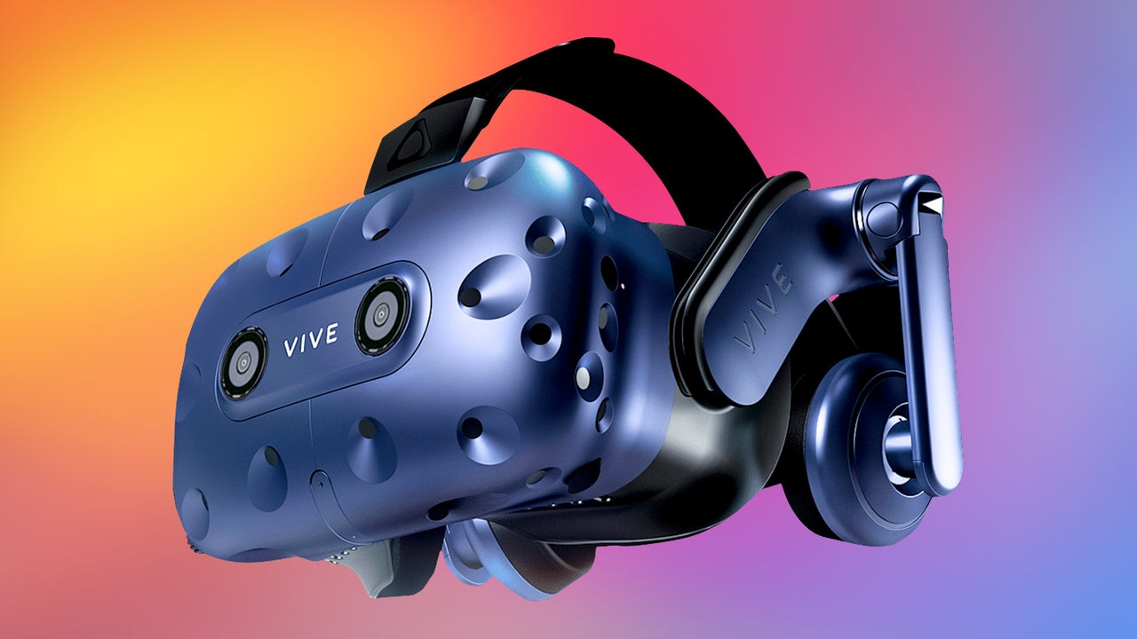 HTC Vive Pro Review IGN