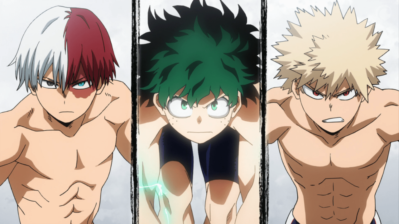 My Hero Academia Episode 39 Game Start Review IGN