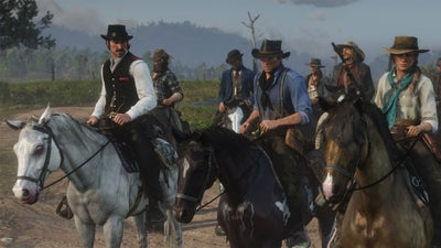 Red Dead Redemption 2 A Whos Who Of Dutchs Gang IGN