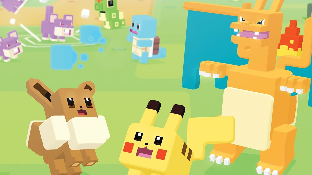 Everything We Know About Pokemon Quest For Nintendo Switch