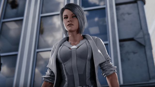 Image result for spider man 2018 game silver sable