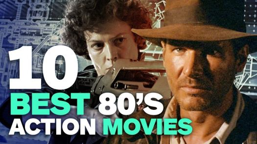 Action movies exploded in the 1980s, as the genre evolved into a blockbuster artistic movement with crazier stunts and more exhilarating effects than ever before, and sometimes a heck of a lot of intelligence and heart. These are our picks for the very best action movies of that decade.