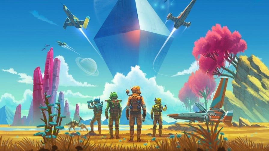 Image result for no man's sky next