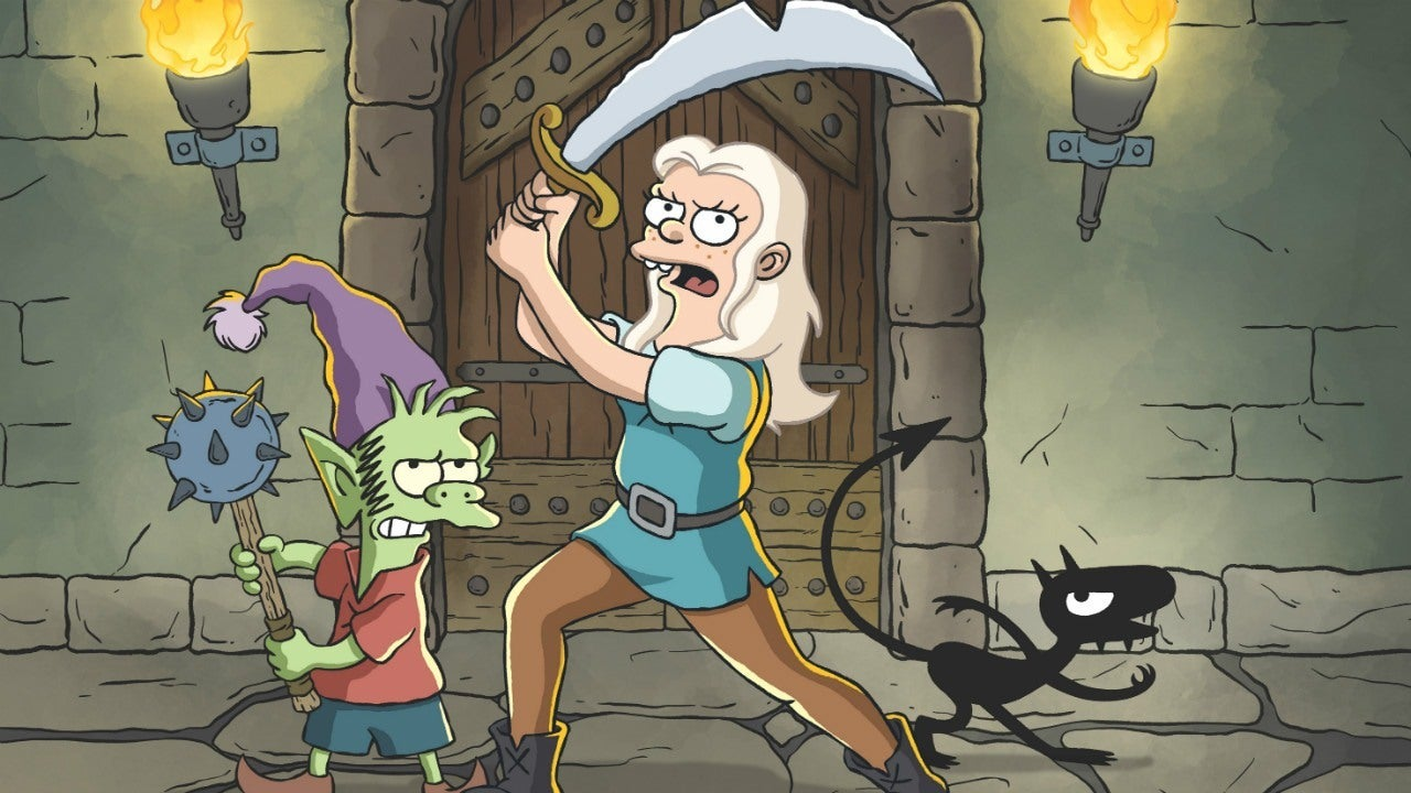Netflixs Disenchantment Is More Emotional Than The