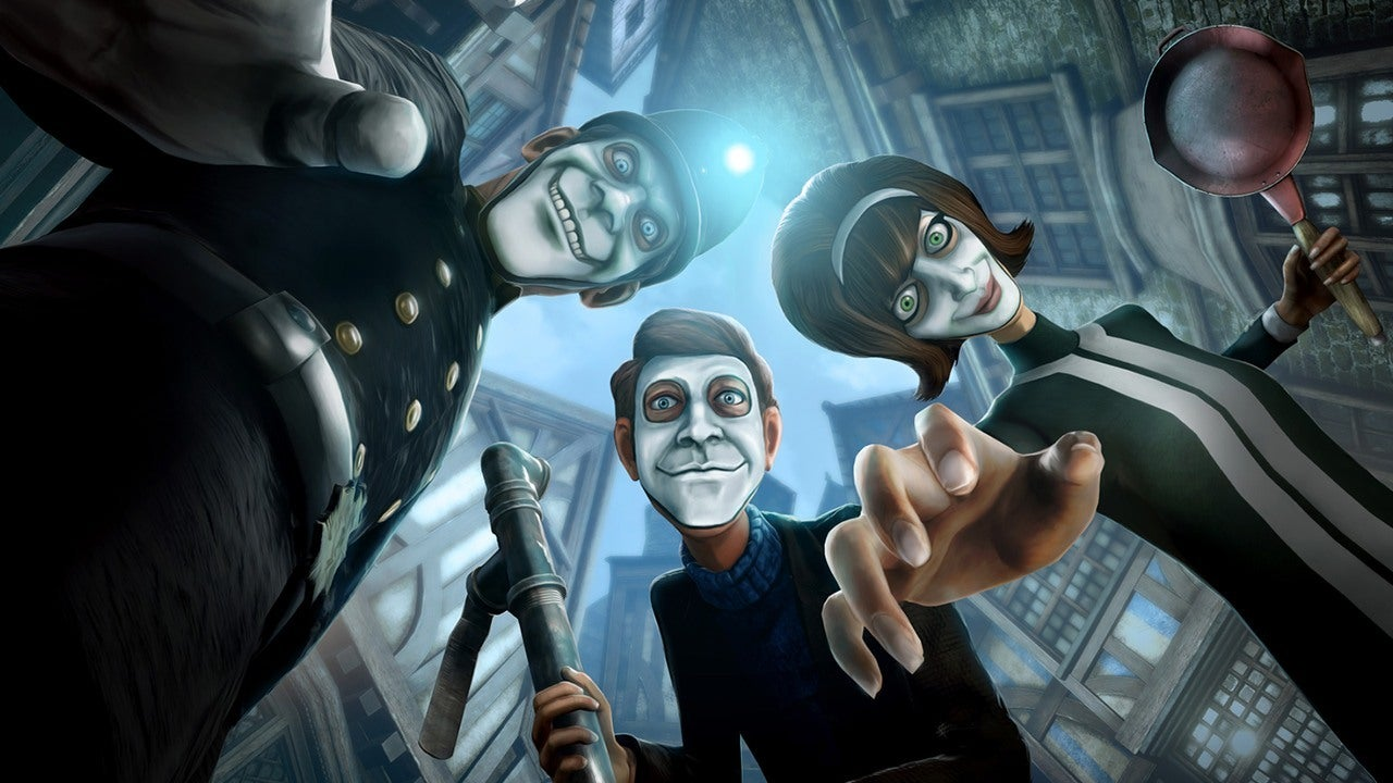 We Happy Few Review IGN