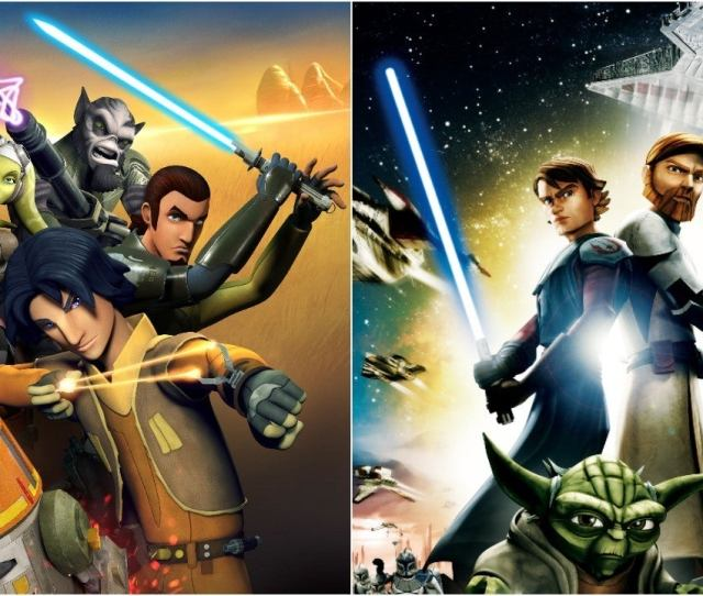 Star Wars Rebels Creator Dave Filoni Reveals How Season  Almost Ended And His Clone Wars Revival Plans Ign