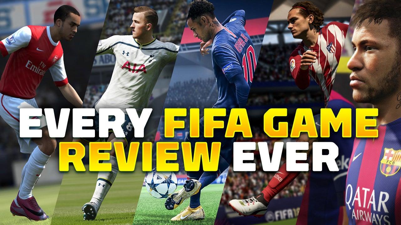 Más de 80 reseñas centradas en la serie FIFA se han publicado en IGN y hemos redondeado cada una junto con su puntuación final en esta excelente presentación de diapositivas.