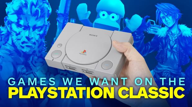 Distilling the entire library of the original PlayStation is no easy task, but someone has to do it. And while we wait to find out what the official full lineup for Sony's recently announced PlayStation Classic mini console is, IGN has a few suggestions for what should be included.</br></br>  Sony has already revealed five of the 20 total games expected to launch with the PlayStation Classic — Final Fantasy VII, Tekken 3, Wild Arms, Jumping Flash, and Ridge Racer Type 4. That leaves 15 available slots for classic PlayStation experiences.</br></br>  In this gallery, you'll find IGN's picks for what those 15 games should be, based on the nostalgic memories of various IGN staff members. First, some caveats:</br></br>  You'll notice what seems like several very iconic PlayStation games omitted from our list. We took into account all officially announced or recently released remasters when making this list. So, yes, the Crash Bandicoot and Spyro trilogies are iconic mascot platformers, Resident Evil 1 & 2 are genre-defining horror entries, while MediEvil and PaRappa the Rapper are titles heavily associated with the era. But all of those games have been remastered or remade — or are soon to be released in a remade form — and available on PS4. As important as they are to the original PlayStation, it seems silly to include those titles in such a limited lineup when there are more fully realized and modernized versions of them.</br></br>  We've also omitted titles that heavily relied or required a DualShock controller. While it's unclear if a DualShock-style controller will be made available — or modern DualShocks can be plugged in for use — that means it would be silly to include titles that relied on that type of controller. Sorry, Ape Escape, we'll hold out for your inevitable return.</br></br>  There are a lot of PlayStation games to consider in compiling a list like this. It may be missing some of your favorites — it's even missing some of ours given the limited space. 