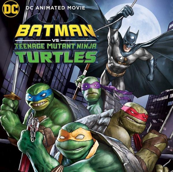 Batman vs Teenage Mutant Ninja Turtles IGNcom