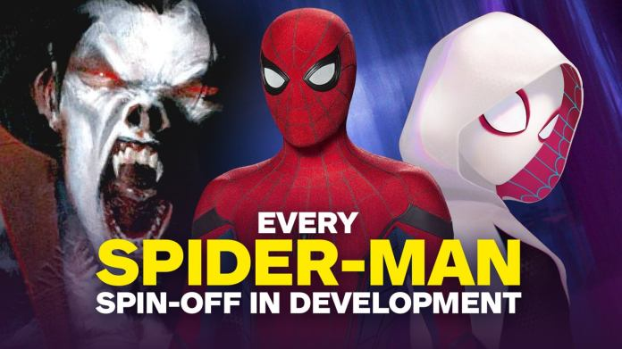 Click to read more about all of the Spider-Man movies currently in development.