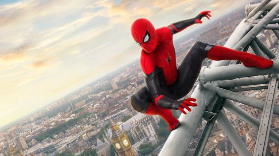 Spider-Man 3 actors Tom Holland and Jacob Batalon tease competitive titles to continue