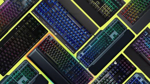 Best Gaming Keyboard 2020: Top Mechanical, Wireless, and RGB Keyboards