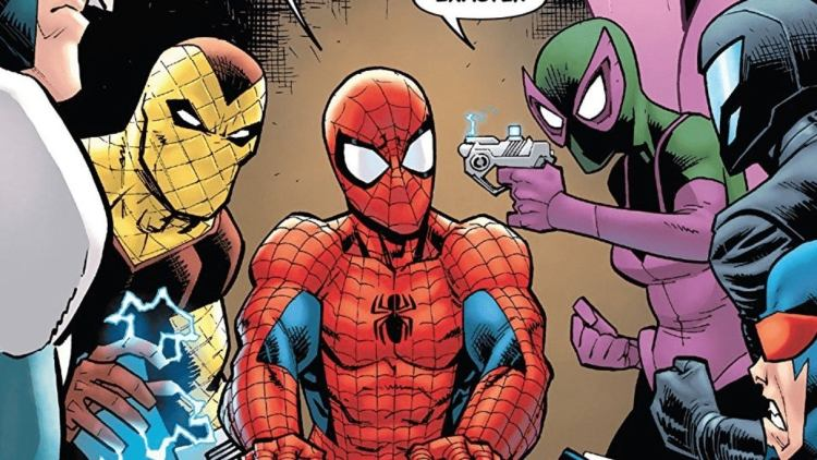 Image result for amazing spider man #26 2019