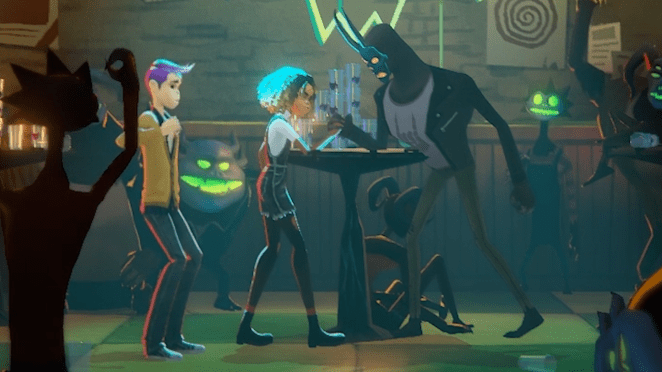 <b>Afterparty</b><br> <br> Review Score: 8.5   Developer: Night School   Platform(s): PS4, Xbox One, PC<br> <br> There's nothing damning about spending time in Afterparty's version of Hell. Night School has crafted an original take on the Biblical location, smartly riffed on moral and societal ideas, and told a personal, intriguing story about Milo and Lola's afterlives. With sharp writing, this choice-driven adventure manages to retain Night School's knack for endearing, character-driven stories, but accentuates it with the unique new drinking menu that can further mix up – again, pun intended - how I decided to shape Milo and Lola's personalities. Tackling some heady ideas with a down-to-earth approach makes Afterparty's raucous, emotionally moving night in Hell one to remember. – Jonathon Dornbush
