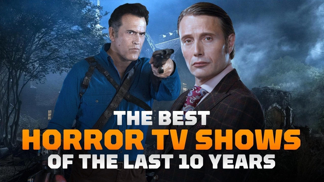 From saucy vampire-on-werewolf action to delectable cannibal romance through the return of the Deadites and anime chillers, we've got something for everyone in our radical round-up of the best horror TV shows that have aired over the last 10 years. Read on for the full list…