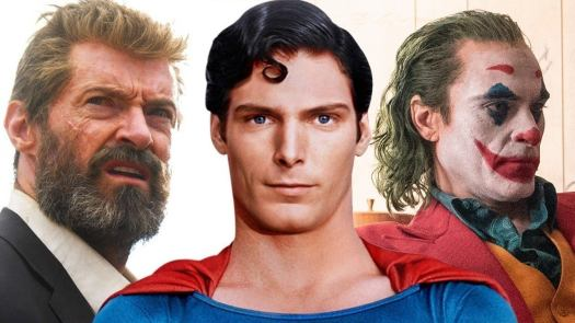 It seems like comic book movie rarely get any attention at the Oscars, but although very few have been nominated for the so-called