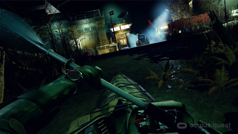 Phantom: Covert Ops screenshot (*Oculus Quest version)