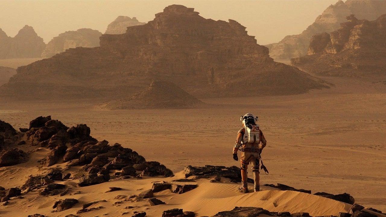Tech :  Mars a besoin de minéraux: les chercheurs tentent de rendre la planète rouge verte  , avis