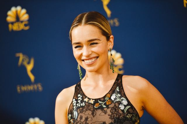 Emilia Clarke officially joins the Marvel Cinematic Universe